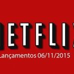 Lançamentos Netflix Sexta-feira 06 de novembro de 2015 (3 novidades)