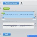 União de áudio online