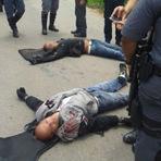 Polícia mata quatro bandidos durante assalto a banco no interior de SP