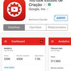 Blogosfera - Dica para youtubers: App Youtube Estúdio de Criação por Pabline Torrecilla