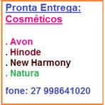 »Marina Cosméticos...    avon , racco,  hinode, natura,  New Harmony 