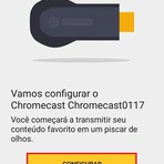 Portáteis - Como configurar seu Chromecast