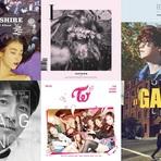 Kpop Music Chart para a 1ª Semana de Novembro