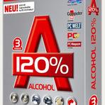 Blogosfera - Alcohol 120% V 2.0.2.4713 + ativação