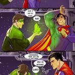 O presente de grego do Lanterna Verde
