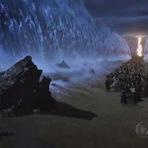 Record abre o Mar Vermelho e afoga a audiência da Globo em os dez mandamentos