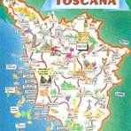 Estilo de Vida - Mapas do vinho da Italia | Mapas da Toscana