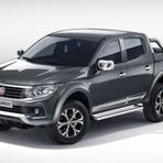 Fiat acaba de lançar nova caminhonete Fiat Fullback, veja aqui!