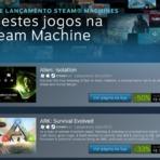 Para comemorar chegada das Steam Machines, Valve faz promoção com 45 jogos para Linux