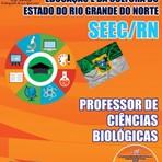 Apostilas  Concurso Secretaria de Estado da Educação e da Cultura / RN (SEEC/RN)
