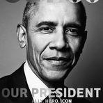 Obama é o primeiro presidente dos EUA a estampar capa de revista gay