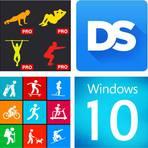Cuide do treino com esses três aplicativos do Windows 10