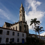 Santuário do Caraça - uma das 7 Maravilhas da Estrada Real, em Minas Gerais