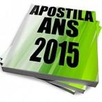 APOSTILA ANS 2015 24,99 TÉCNICO ADMINISTRATIVO