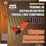 Apostila concurso Tribunal de Justiça dos Distritos Federal e dos Territórios ,TJDFT 2015 ,Judiciário ,Administrativa