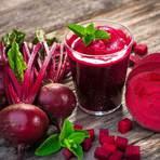 Suco de beterraba é bom para o coração, pois combate a hipertensão