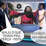 Dez mandamentos nocauteia a Globo. Ibope Recife: 32,5 x 15,7