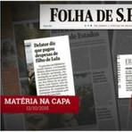 Envergonhada, Folha também assume que errou acerca de Lulinha