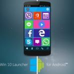 Win 10 Launcher PRO - Deixe seu Android parecido com Windows Phone!