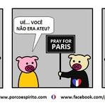 Reza aí pra Paris...