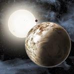 """Espaço - """"Mega Terra"""""""