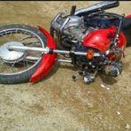 Violência - Homem morre em acidente de moto após roubar celulares no Bairro Jardim Panorama