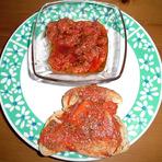 Pasta de tomate para barrar no pão: renda-se!