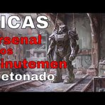 Dicas Fallout 4 – Construir artilharia aérea e acessar o arsenal dos Minutemen