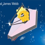 James Webb – O telescópio espacial que substituirá o Hubble