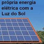 O Sistema de Energia Solar permite que qualquer pessoa produza energia elétrica em sua própria casa, comércio ou indústr