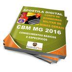 APOSTILA CBM MG 2016 SOLDADO BOMBEIRO MILITAR (QP-BM)