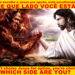 De que lado você está?