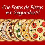 Gere Fotos de Pizzas em Segundos para seu Cardápio On-line