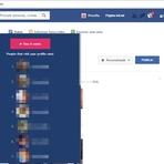 Como descobrir quem visitou o seu perfil, através do Facebook Flat