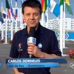 Repórter Carlos Dornelles deixa a Record