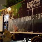 O Cantor SOROCABA da dupla FERNANDO E SOROCABA doou o transporte de agua mineral até Governador Valadares.
