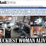 Vídeo de tabloide mostra ataque a restaurante em Paris