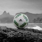 Esportes - Bola das Olimpíadas do Rio 2016 é lançada e já tem até nome: Errejota