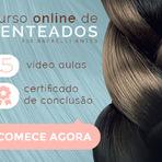 Curso de Penteado Online - Blog Só Para Meninas