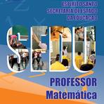 Empregos - Apostila Seduc-ES 2015 - Professor de Matemática