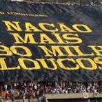 torcedores do Corinthians estão em festa
