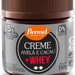 Flormel lança creme de avelã e paçocas com whey protein