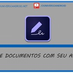 ASSINE DOCUMENTOS NO SEU ANDROID COM ADOBE FILL