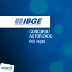 Concurso IBGE - Definido organizadora de concurso para cargos efetivos