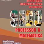 APOSTILA SEDUC / ES PROFESSOR B - MATEMÁTICA 2015