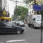 Cruzamento perigoso na Zona Sul de Niterói