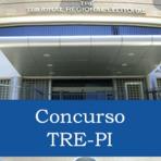 Concursos Públicos - Concurso Público TRE PI Tribunal Regional Eleitoral Piauí