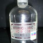 Educação - Ácido Clorídrico (HCl)