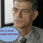 Celebridades - Eduardo Moscovis, o Orlando em A Regra do Jogo é o muso da semana