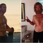Ator de Thor aparece muito magro e choca fãs